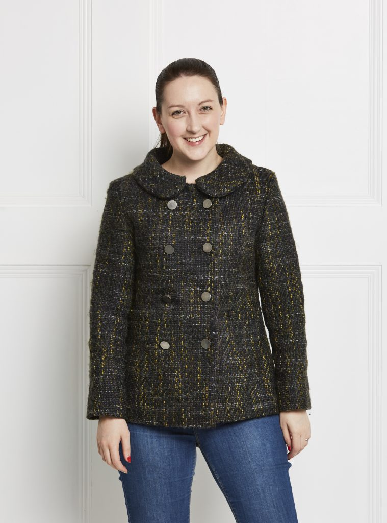 almond rock anise jacket colette beyond measure boucle