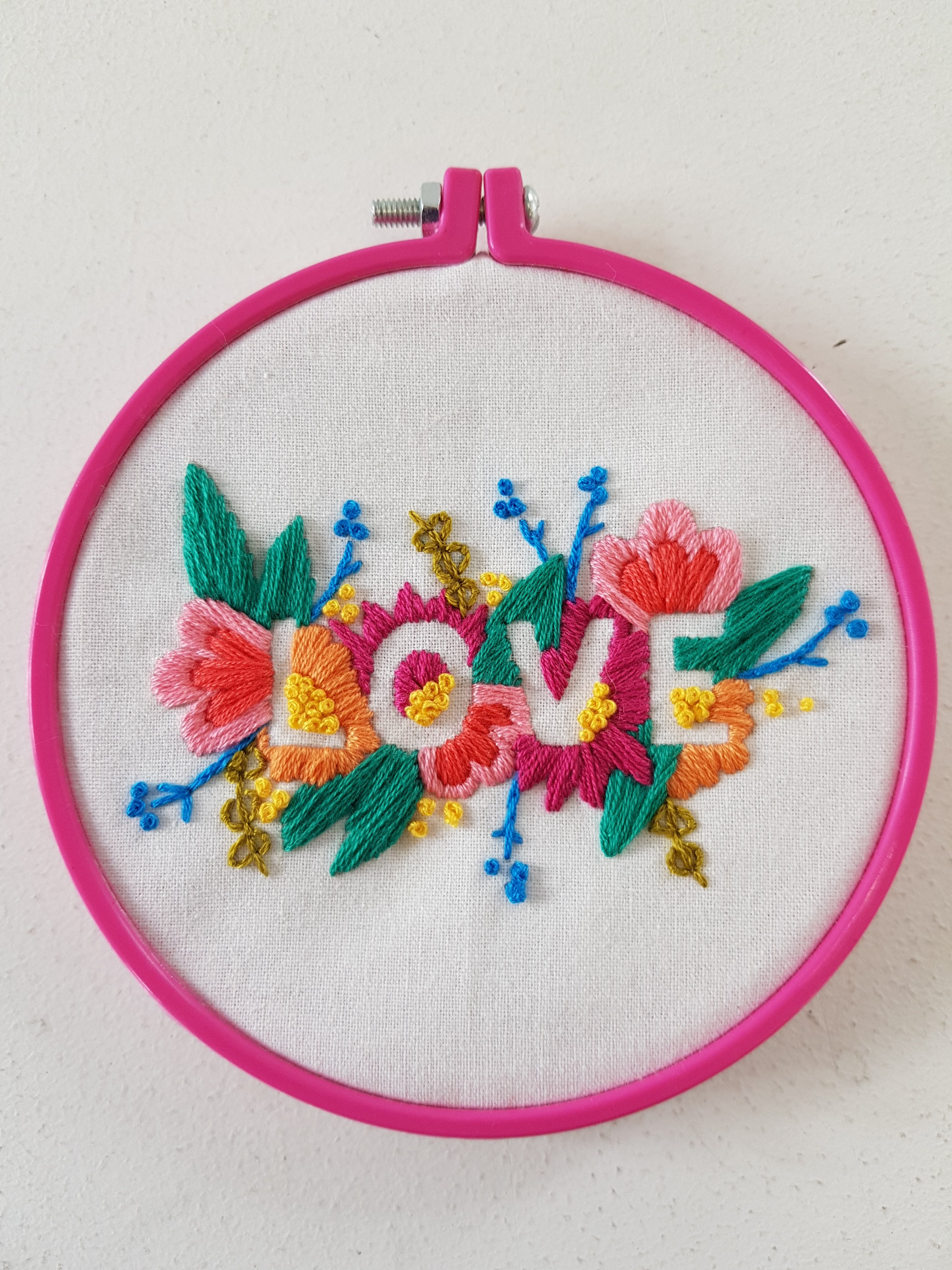 Almond rock brynn and co love embroidery negative space