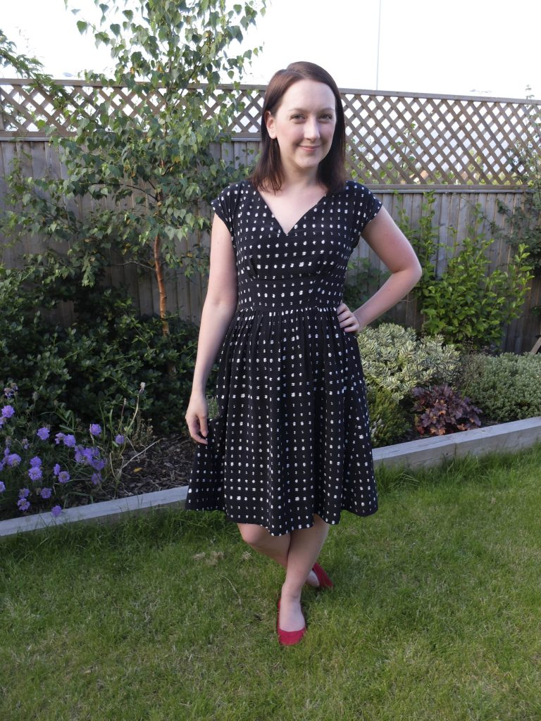 almond rock by hand london whistles anna dress