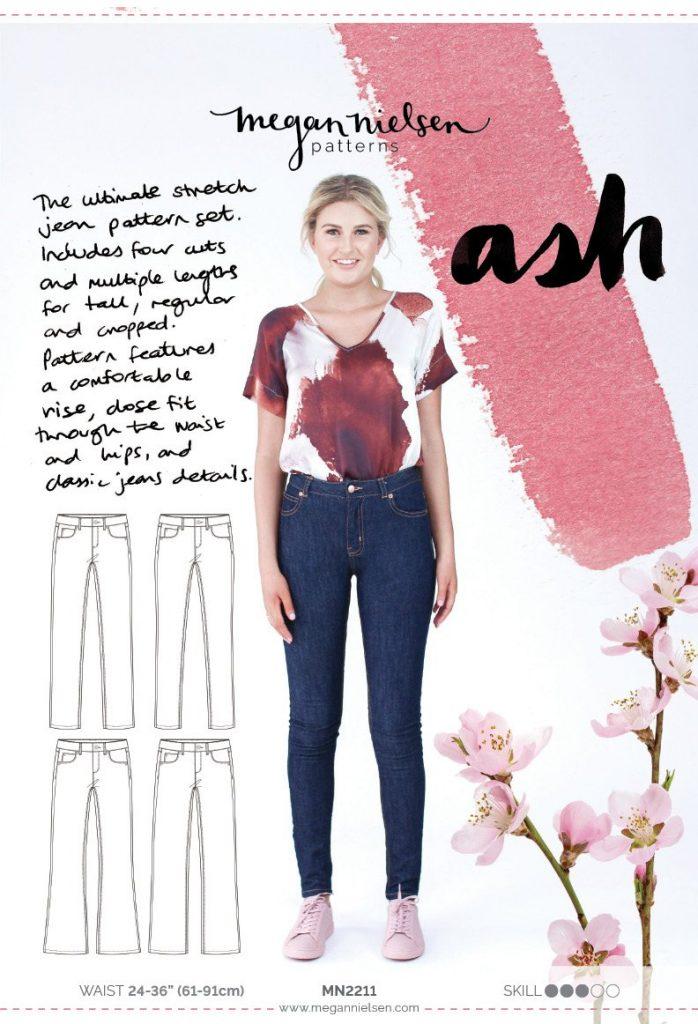 almond rock ash jeans megan nielsen